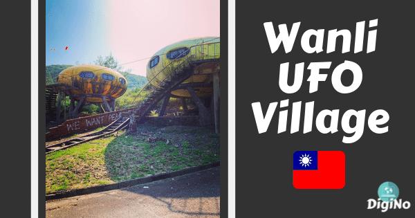 Wanli UFO Village – Exploring Futuro Houses in Taiwan