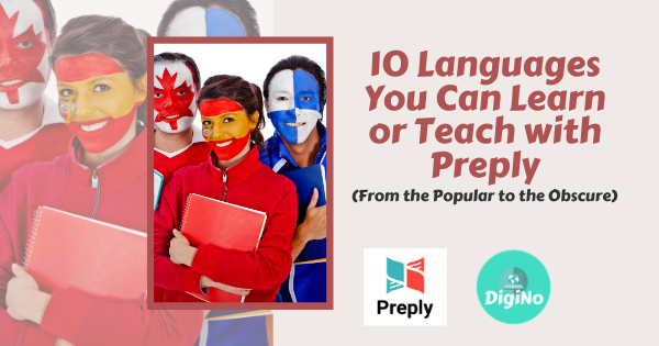 10 languages on preply