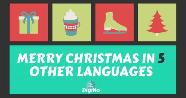 merry christmas in other languages