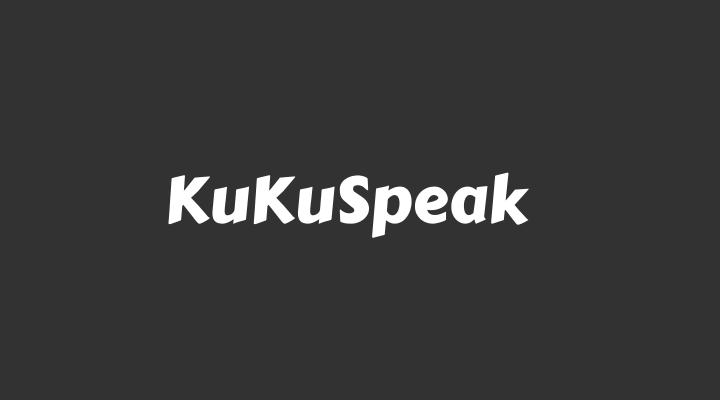 KuKuSpeak Online Company