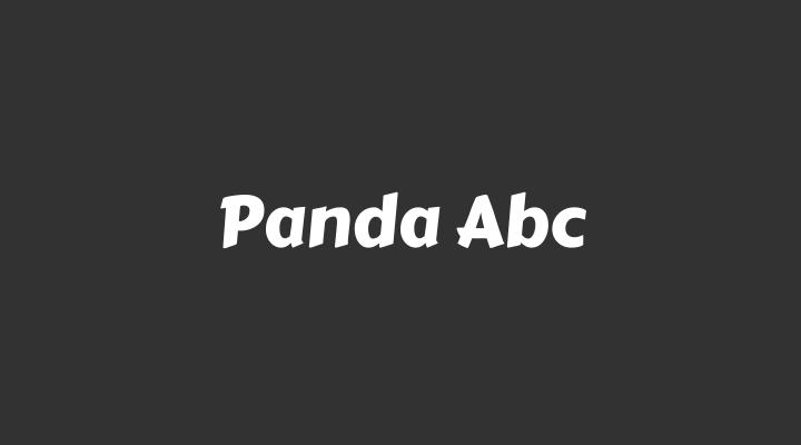 Panda ABC overview