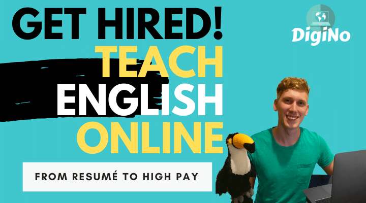 Get Hired To Teach English Online! FREE COURSE (From Resumé to High Pay with DaDa)