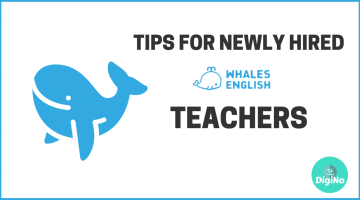 newly hired whales english teachers