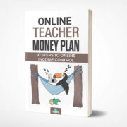 online teacher money plan