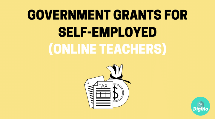 government grants for self-employed 2020