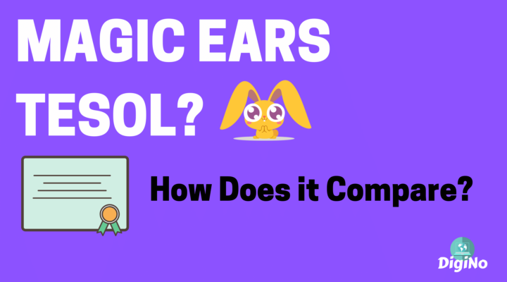 Magic Ears 120 Hour TESOL vs International Open Academy TESOL