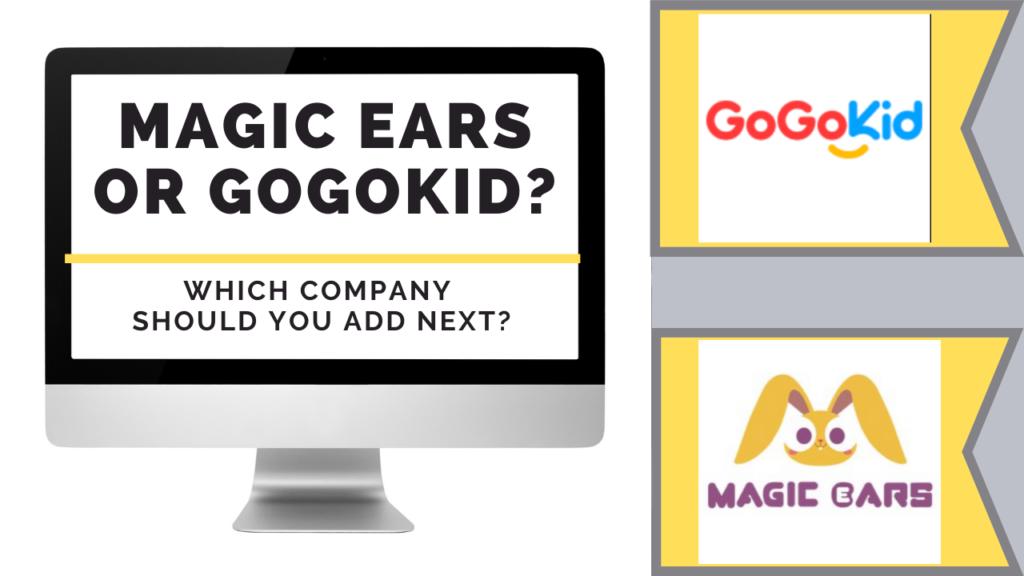 magic ears vs gogokid