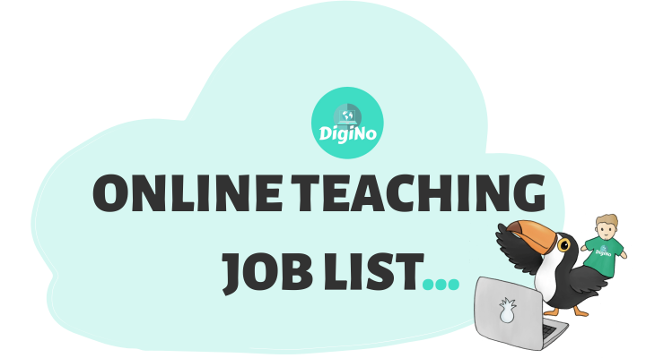 List of Native Hiring Online Teaching Companies (With Bachelor's Degree)