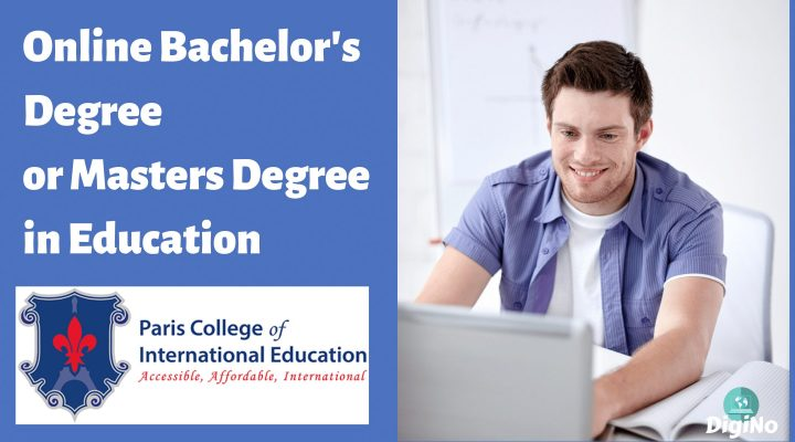 Online Bachelors Degree and Masters Degree in Education Online