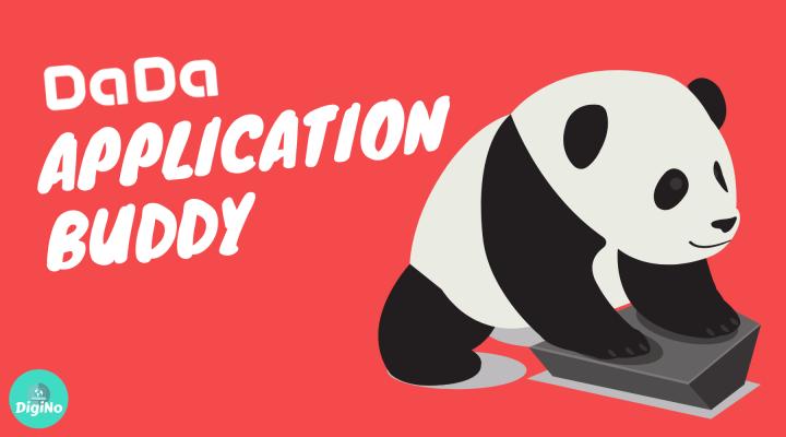 DaDa Application Buddy