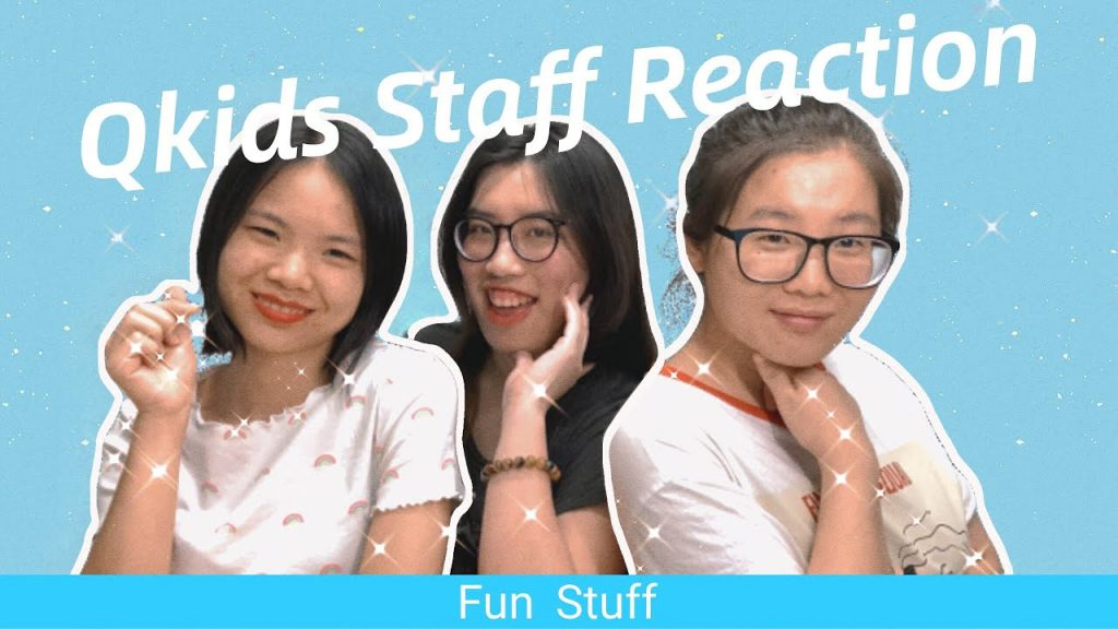 Teacher Video Reaction – Another Day of Qkids Fun