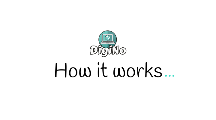 About DigiNo and Online English Teaching