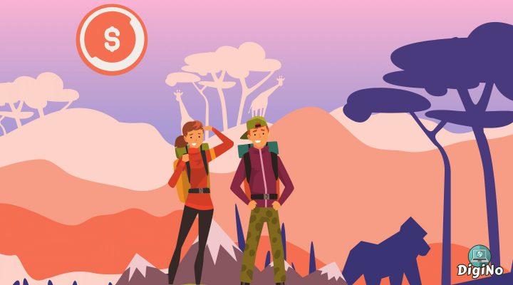 how to make money hiking